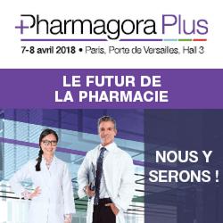 Pharmagora Plus 7-8 avril 2018